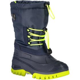 CMP Campagnolo Junior Ahto WP Snow Boots Black Blue